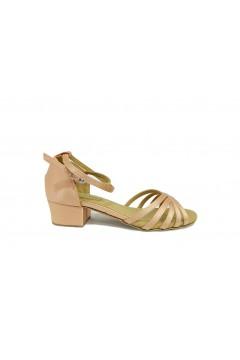 SANSHA Marina BK13056 Scarpe da Ballo Bambina Sandali Tacco 3,5 cm Light Tan  Scarpe da Ballo BK13056SLT