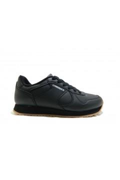 Lumberjack Hello SM62005-001 Sneakers Uomo Stringate Nero Scarpe Sport SM62005001N
