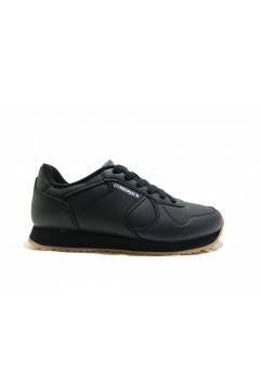 Lumberjack Hello SM62005-001 Sneakers Uomo Stringate Nero SPORT SM62005001N