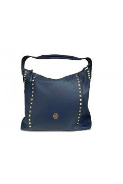 Marina Galanti 170202 Borsa Donna Mono Spalla con Tracolla Blu Borse MG170202BLU