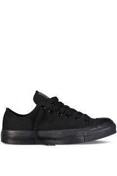Converse M5039C All Star Mono Sneakers Low Canvas Nero SPORT M5039C