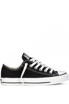 Converse M9166C All Star Classic Sneakers Low Canvas Nero Scarpe Sport M9166C