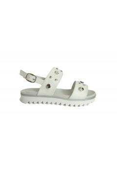 Canguro C60259 Scarpe Bambina Sandali Platform Bianco Scarpe Bambina C60259BIA