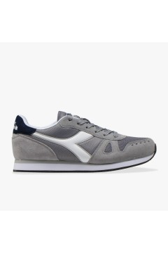 Diadora Simple Run Scarpe Uomo Sneakers Running Camoscio Nylon Ice Gray SPORT SIMPLERUNIGR