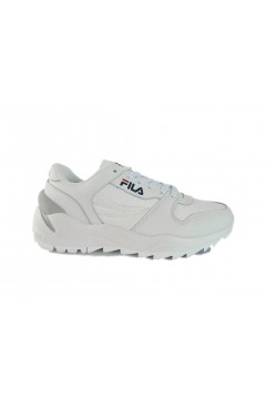 FILA Orbit Cmr Jogger Sneakers Stringate Donna In Pelle Bianco  FRANCESINE E SNEAKERS 10106211FG