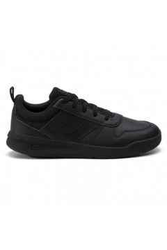 Adidas EF1086 Tensaur K Scarpe Ginnastica Running Total Black Francesine e Sneakers EF1086