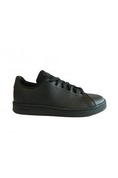Adidas EF0212 Advantaget K Scarpe Ginnastica Tennis Total Black Francesine e Sneakers EF0212