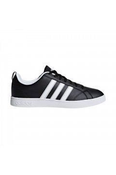Adidas F99254 VS Advantage Scarpe da Ginnastica Uomo Nero Bianco SPORT F99254