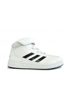 Adidas G27114 AltaSport Mid K Scarpe Ginnastica Running Alte White Black Francesine e Sneakers G27114