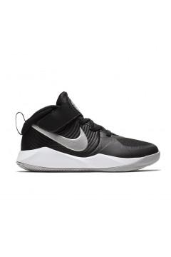 Nike Team Hustle D9 (PS) AQ4225 Scarpe da Ginnastica Basket Nero BAMBINO AQ4225001
