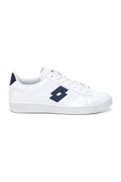 Lotto 212064 1973 EVO Scarpe da Ginnastica Sneakers Stringate Bianco Blu  Scarpe Sport 2120645F2