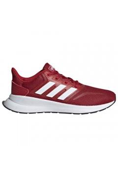 Adidas EE6933 RUNFALCON K Scarpe Ginnastica Running Rosso FRANCESINE E SNEAKERS EE6933