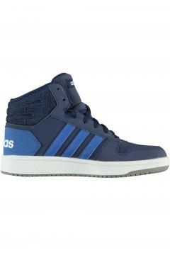 Adidas EE6707 HOOPS MID 2.0 K Scarpe Ginnastica Basket Blu FRANCESINE E SNEAKERS EE6707