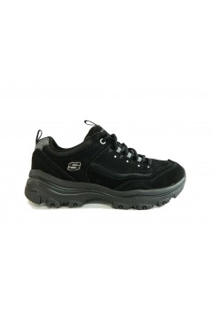 SKECHERS 88888250 I-Conik Scarpe Donna Sneakers Memory Foam Nero FRANCESINE E SNEAKERS 88888250BBK