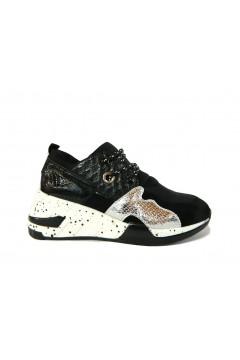 Queen Helena X21-105 Scarpe Donna Sneakers Cliff Nero FRANCESINE E SNEAKERS X21105NR
