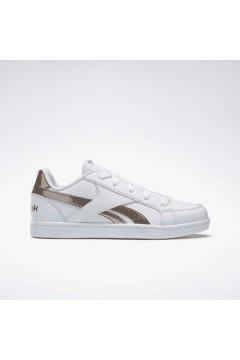 Reebok DV9315 Royal Prime Scarpe Ginnastica Stringate Bianco Rose Gold Francesine e Sneakers DV9315