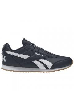 Reebok DV9078 Royal Cljog 2 Scarpe Ginnastica Unisex Stringate Blu Francesine e Sneakers DV9078