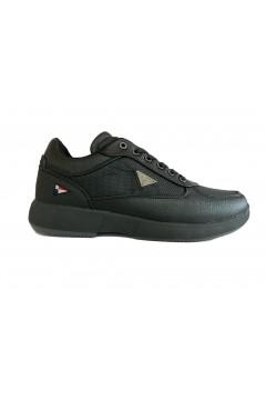 Navigare 922010 Scarpe Uomo Sneakers Stringate Nero Sneakers 922010NR
