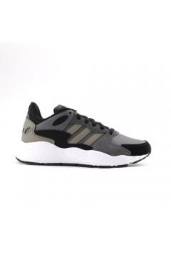 Adidas EF7225 Craxychaos J Scarpe Ginnastica Running Grigio FRANCESINE E SNEAKERS EF7225