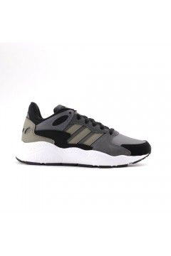 Adidas EF7225 Crazychaos J Scarpe Ginnastica Running Grigio FRANCESINE E SNEAKERS EF7225