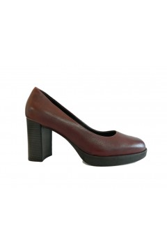 The Flexx E7014 07 YEAH Scarpe Donna Decollete in Vera Pelle Bordeaux Chianti  Decoltè E701407CHIA