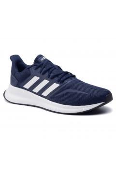 Adidas F36201 Runfalcon Scarpe Uomo da Ginnastica Running Blu White SPORT F36201