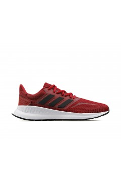 Adidas EE8154 Runfalcon Scarpe Uomo da Ginnastica Running Rosso SPORT EE8154