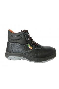 BICAP J 2266 4 S3 Scarpe Lavoro Antinfortunistiche Alte Nero Scarpe Trekking e Lavoro J22664S3NR