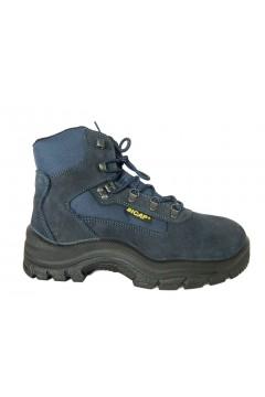 BICAP A2032 2 S1P SRC Scarpe Lavoro Antinfortunistiche Alte Blu Scarpe Trekking e Lavoro A20322BLU