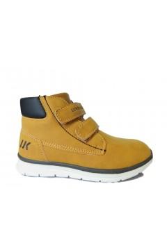 Lumberjack Alvis SB65001 002 Scarpe Bambino Sneakers Mid con Strappi Giallo BAMBINO SB65001002GIA