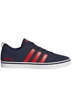 Adidas B74317 VS Pace Scarpe Ginnastica Skate Blu Red Scarpe Sport B74317