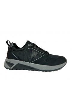 Navigare 925037 Nuvolari Scarpe Uomo Sneakers Memory Foam Nero Sneakers NAM925037NR