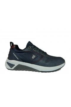 Navigare 925037 Nuvolari Scarpe Uomo Sneakers Memory Foam Blu Sneakers NAM925037BLU