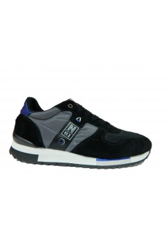 Navigare 923514 Remi SD Scarpe Uomo Sneakers Memory Foam Nero Sneakers NAM923514NR
