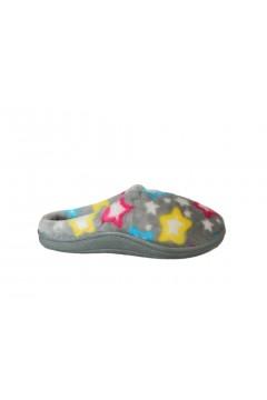 NATURAL LUCE Pantofole Ciabatte Donna Profumate Grigio Multicolor Ciabatte e Infradito LUCEGR