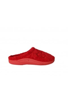 NATURAL LOLA Pantofole Ciabatte Donna Profumate Spugna Rosso Ciabatte e Infradito LOLARS