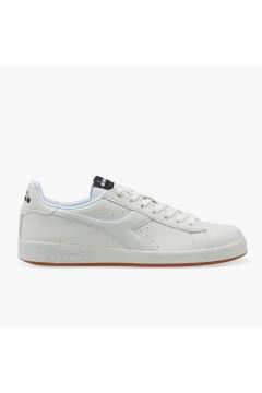 Diadora Game P Sneakers Uomo Stringate Bianco Scarpe Sport 10116028101C0657