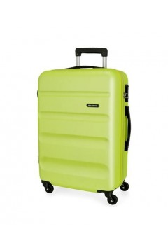Roll Road FLEX 5849266 Trolley Medio 4 Ruote Rigido Verde Lime Trolley Rigidi 5849266VLIME