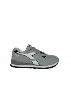 Diadora N. 92 Sneakers Uomo Stringate Grigio High Rise Scarpe Sport 1011731690175043