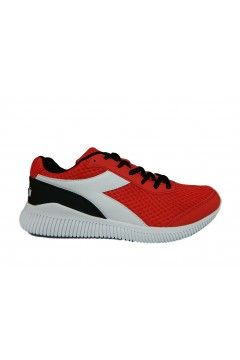 Diadora Eagle 3 Scarpe da Running Uomo Stringate Red White Black SPORT 10117562301C1465
