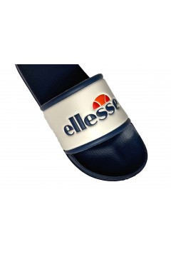 Ellesse Duke EL91395 06 Ciabatte Mare Piscina Fascia Larga Blu Bianco Ciabatte & Sandali EL9139506