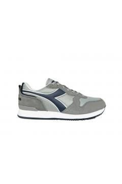 Diadora Olympia Sneakers Uomo Stringate Grigio Ash Dust Scarpe Sport 1011743760175072
