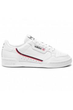 Adidas Originals Continental 80 G27706 Scarpe Uomo Stringate Bianco  Scarpe Sport G27706