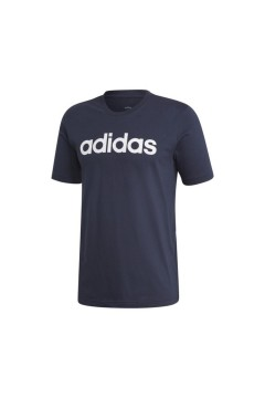 Adidas DU0406 T-Shirt Uomo Essential Taglio Regolare Blu T-Shirts DU0406