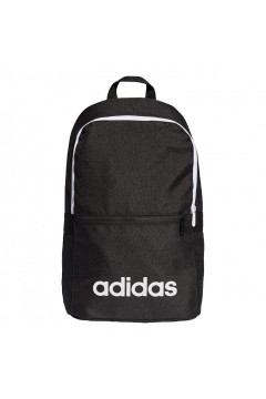 Adidas DT8633 Zaino Linear Classi Daily Backpack Nero Borse DT8633