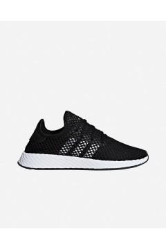 Adidas BD7890 Deerupt Runner J Sneakers Unisex Nero Francesine e Sneakers CG6840