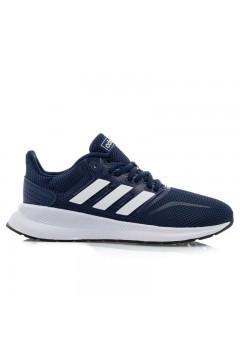 Adidas EG2544 Runfalcon K Scarpe da Ginnastica Running Blu Francesine e Sneakers EG2544