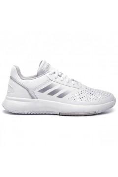 Adidas F36262 Courtsmash Scarpe da Ginnastica Tennis Bianco Francesine e Sneakers F36262