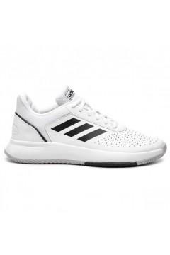 Adidas F36718 Courtsmash Scarpe da Ginnastica Tennis Bianco Sport F36718