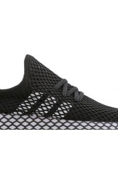 Adidas CG6840 Deerupt Runner J Sneakers Unisex Nero Francesine e Sneakers CG6840